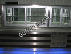 Paslanmaz Çelik Endüstriyel Mutfak Araçları