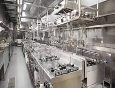 Paslanmaz Çelik Endüstriyel Mutfak İmalatı